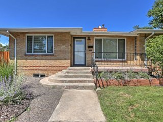 NEW! Remodeled 4BR  Denver Home w/ Shared Yard!