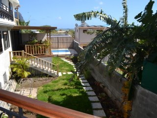 21LG Le Petit Morne La Gaulette Spacious House Sea View & Pool sleeps 4+