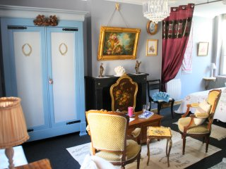 Suite d'hôtes de Charme 'la Reine Mathilde' à Bayeux centre ville historique