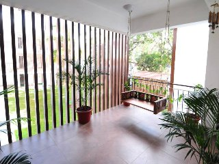 The Chimes 4 - Self Service Apartment in Siolim
