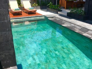 Villa Segara Legian - Brand New 3 Bedroom Private Pool Villa - 300m to beach.