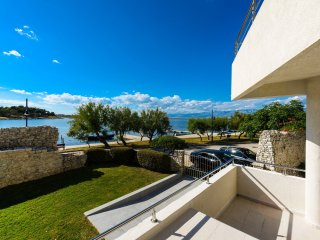 The beautiful apartment Anica is located in Nin, the oldest Croatian royal town