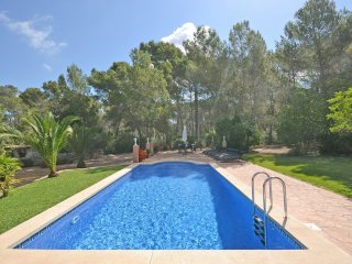 SPACIOUS HOUSE WITH BEAUTIFUL GARDEN AND SWIMMING POOL, TOTAL PRIVACY