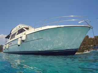 Boat&Bed Blue II Yacht - Arbatax - Sardegna
