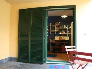 A Appartamento in villa colline Oltrepò