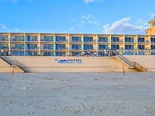 Daytona Beach, FL, Dolphin Beach Club, On the Ocean
