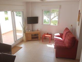 Ground Floor Apartment in La Torre Golf Resort, Murcia - WiFi, Pool, Sleeps 6