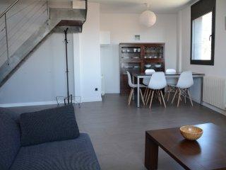 Apartamento duplex gran calidad a 35 Km de Barcelona