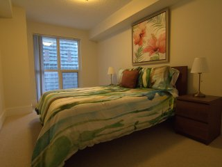 Luxury Furnished one bedroom with den in downtown Toronto