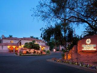 Sheraton Desert Oasis 1 bdrm premium villa for 2018 Phoenix Open