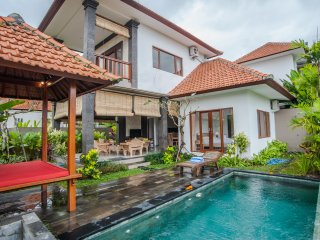 Padi field View, 2 BR Villa Eleven at Ubud