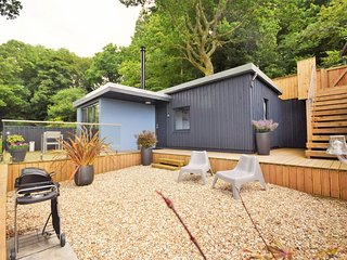41563 Log Cabin in Lyme Regis