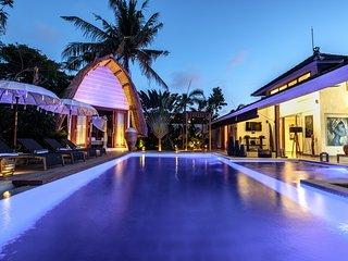 Buddha, 5 Bedroom Villa, Feature Pool, Central Seminyak