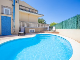 VILLA CORB MARI - Villa for 8 people in Platges De Muro