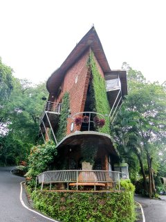 Our Neighbourhood- Houses of Goa Museum. About a 2 minute walk from Amrut Villa