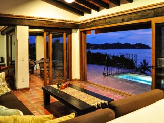 VILLA YERBABUENA; Ocean Views, 2 Pools, Basketball Court, Garden, 4BR 3.5+ BA