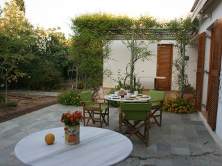 COMFORT AND LUXURY-AMID AEGINA'S NATURE