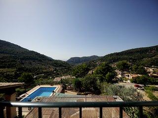 Chalet con estupendas vistas en Valldemossa