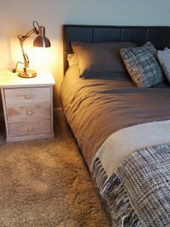Comfortable bed and storage