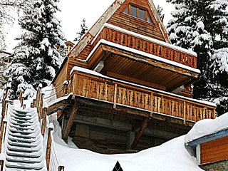 Chalet LALPEDU - 8 a 12 personnes - plein sud - proche pistes de ski