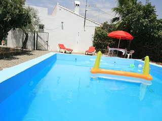 Casa Pilli  in  Guaro with private pool