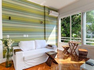 41m da Praia de Ipanema, Silencioso, Vista Verde ARP406