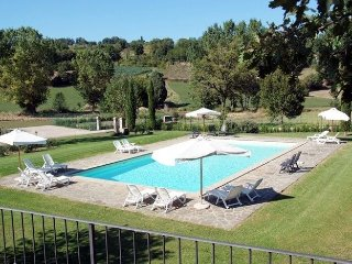 2 bedroom Apartment in Lippiano, Umbria, Italy : ref 5241176