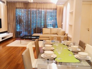 KLCC 双峰塔- U Thant Luxurious 11Pax Resort Home