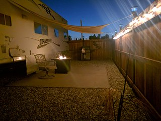 Rv getaway with own private yard