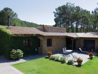 Casa rural Sierra de Aguafria. Finca El Robledillo.