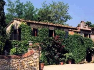 1 bedroom Apartment in Castello di Montalto, Tuscany, Italy : ref 5716596