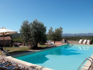 6 bedroom Apartment in Montegabbione, Umbria, Italy : ref 5241899
