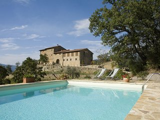 2 bedroom Apartment in Borselli, Tuscany, Italy : ref 5241958