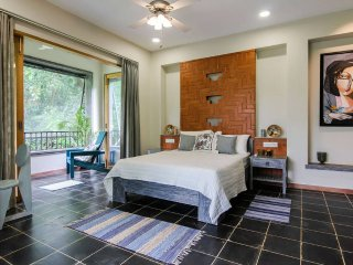 Lavender Suite at Amrut Villa