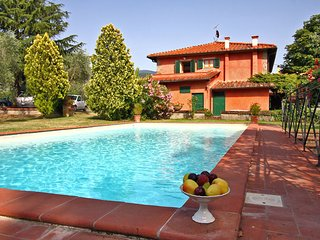 5 bedroom Villa in Ostina, Tuscany, Italy : ref 5242158
