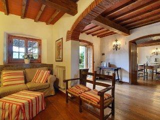 5 bedroom Villa in Ostina, Tuscany, Italy : ref 5242158