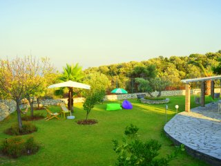 Villa Filis - 1 Bedroom apartment in magnificent hilltop Villa with amazing view