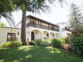 Luxury 5 bdroom Home in Brentwood Spanish Revival
