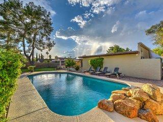 NEW! 4BR Phoenix House w/ Beautiful Backyard & Pool
