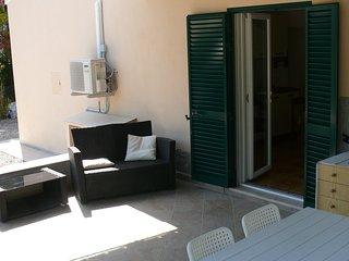 Appartamento con terrazza nel cuore verde dell'Elba