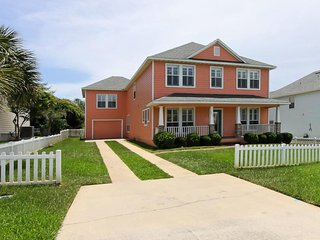 Beautiful Pool Home ~ Very Spacious ~ Sleeps 14~ Only Steps to the Beach!