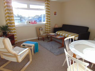 Cosy Ayrshire apartment for 4 people, great for golf