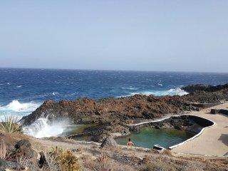 Coqueto Bungalow vistas al mar, Charco del Palo