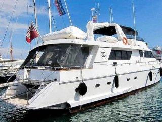 Motor Yacht Boatel Twin Cabin - boat