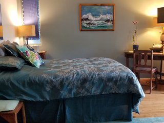 Kohala Country Haven Cozy Room