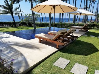 Villa Pantai - the only OCEAN FRONT villa in Kubu