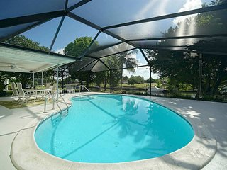 NEW! 3BR Cape Coral House w/ Canal Views & a Pool!
