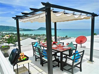 Amazing 3 bedrooms apartment in Patong !