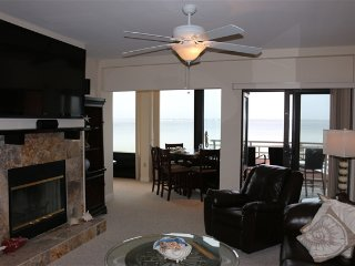 Comfortable and Spacious describes this beautiful property.  Walk to the water.