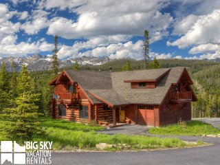 Big Sky Resort | Powder Ridge Cabin 21 Rosebud Loop